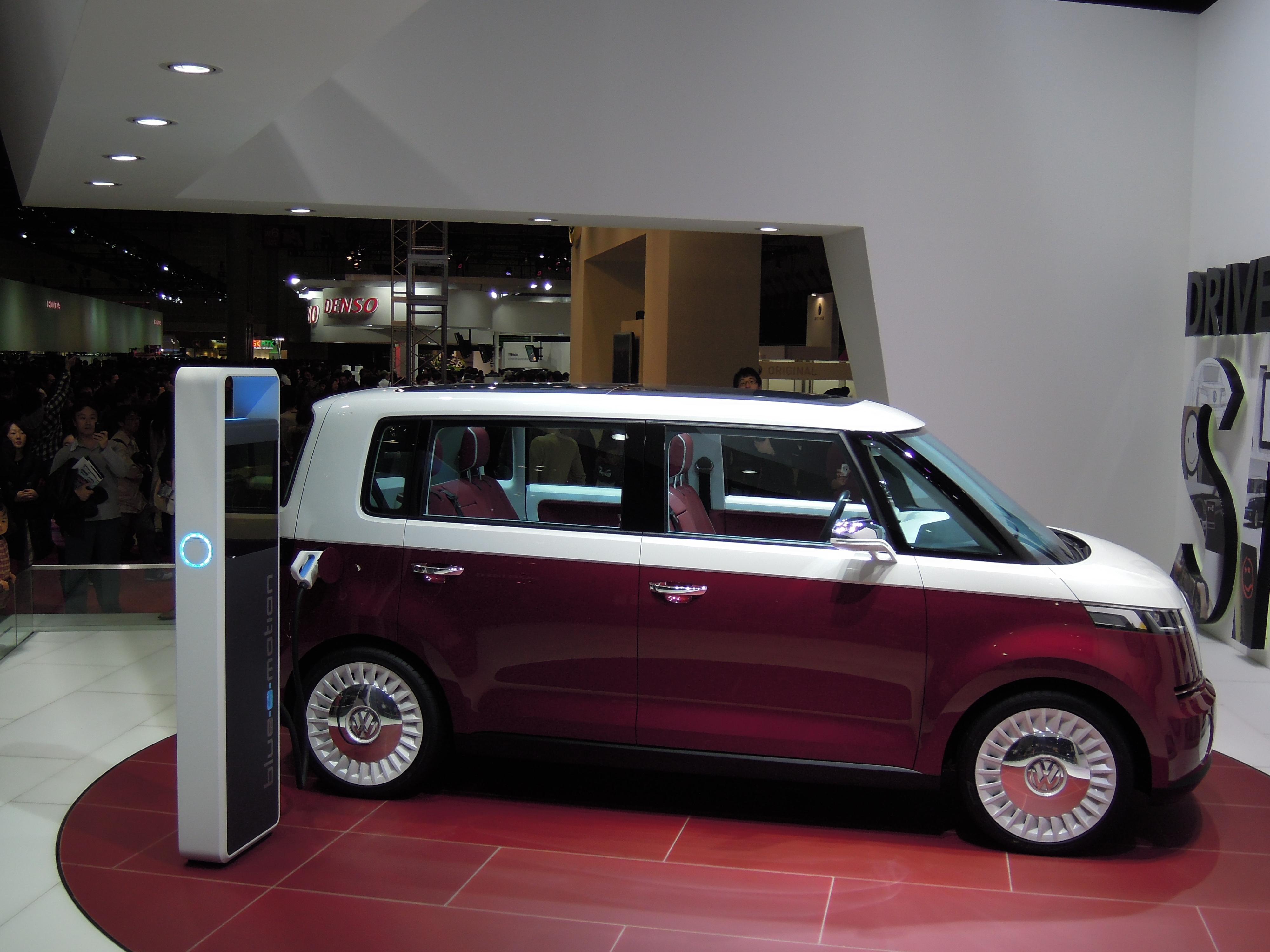 VWが2013年にPHV&HVを投入する予定